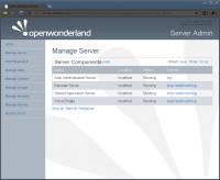 Open Wonderland - server administration