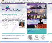 Web site design and production for local non-profit