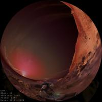 Traveler's Guide to Mars, shot 14 composite