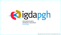 idga pgh chapter logo design