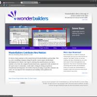 WonderBuilders Website - Home
