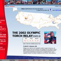 Coke Olympic Torch Relay